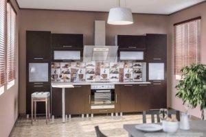 Кухня прямая Анна - Мебельная фабрика «Столплит»