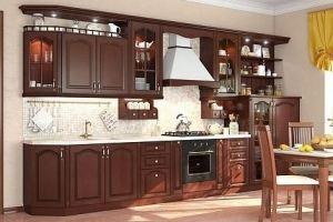 Кухня прямая Ассен - Мебельная фабрика «Ариани»