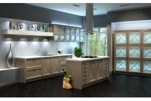 Кухня прямая  Астрид - Мебельная фабрика «Славичи»