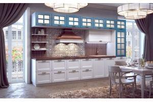 Кухня прямая Берта - Мебельная фабрика «Славичи»
