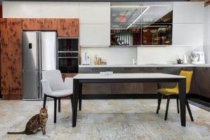 Кухня прямая Brio - Мебельная фабрика «Giulia Novars»