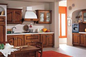 Кухня прямая  Classico  Giulia - Импортёр мебели «Latini»