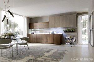 Кухня прямая COMO PRO - Мебельная фабрика «KUCHENBERG»