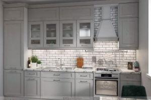Кухня прямая экспресс Монца - Мебельная фабрика «Кухни Премьер»