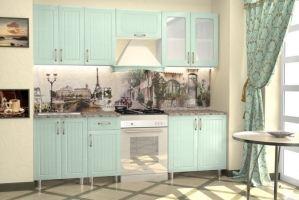 Кухня прямая Эвкалипт - Мебельная фабрика «Премиум»
