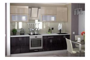 Кухня прямая фасады МДФ - Мебельная фабрика «Ваша мебель»