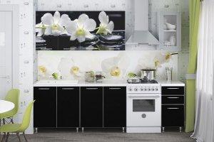 Кухня прямая фотопечать лак - Мебельная фабрика «РиИКМ»
