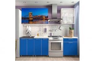 Кухня прямая фотопечать лак 1.8 - Мебельная фабрика «РиИКМ»