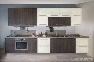 Кухня прямая GRAZIA LUX - Мебельная фабрика «KUCHENBERG»