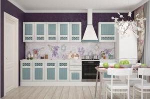 Кухня прямая Камелия - Мебельная фабрика «Горизонт»