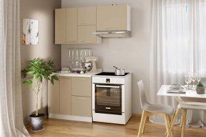 Кухня прямая ЛДСП 1500 - Мебельная фабрика «Эстель»