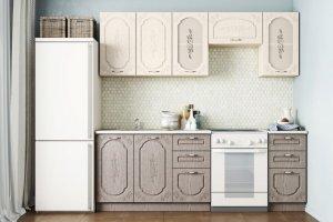Кухня прямая Легенда 1 - Мебельная фабрика «Ваша мебель»