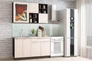 Кухня прямая Легенда 11 - Мебельная фабрика «Ваша мебель»