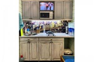 Кухня прямая массив - Мебельная фабрика «Массив»