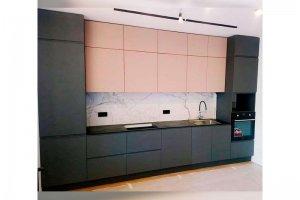 Кухня прямая матовая - Мебельная фабрика «Люкс-С»