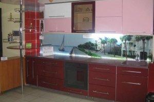 Кухня прямая МДФ - Мебельная фабрика «Самеко»