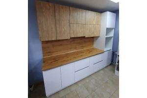Кухня прямая МДФ - Мебельная фабрика «КамиАл»