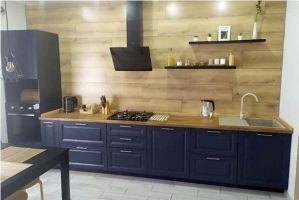 Кухня прямая МДФ дизайн - Мебельная фабрика «Омега»