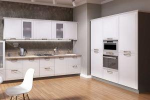 Кухня прямая МДФ Prizma - Мебельная фабрика «AlvaLINE»