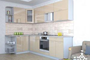 Кухня Мила Глосс - Мебельная фабрика «Центр мебели Интерлиния»