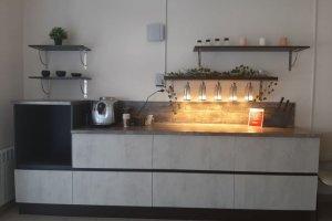 Кухня прямая мини - Мебельная фабрика «Мебель Миру»