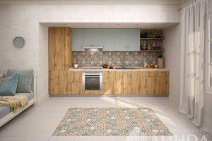 Кухня прямая MIX - Мебельная фабрика «Линда»