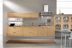 Кухня прямая Moderno  Diva - Импортёр мебели «Latini»