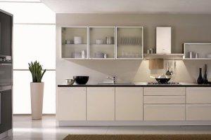 Кухня прямая Moderno  Eureka - Импортёр мебели «Latini»
