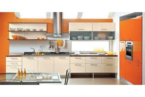Кухня прямая Moderno  Laura - Импортёр мебели «Latini»