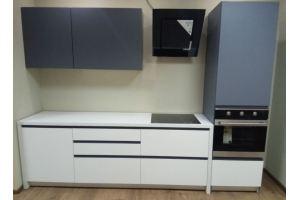 Кухня прямая Ника - Мебельная фабрика «Rits»