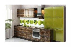 Кухня прямая Николина - Изготовление мебели на заказ «КухниДар»