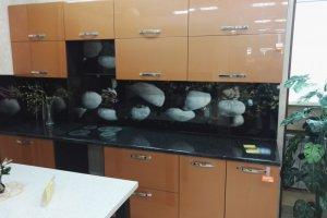 Кухня прямая пластик - Мебельная фабрика «Дэрия»