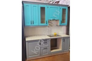 Кухня прямая Позитано - Мебельная фабрика «Корпус»