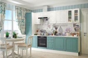 Кухня прямая Принцесса - Мебельная фабрика «Горизонт»