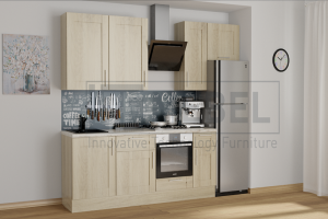 Кухня прямая Provance Proekt 3 - Мебельная фабрика «ITF Mebel»