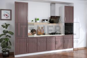 Кухня прямая Provance Proekt 4 - Мебельная фабрика «ITF Mebel»