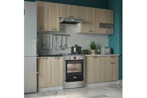 Кухня прямая МДФ Розалия - Мебельная фабрика «Альбина»