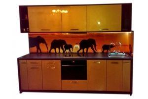 Кухня прямая Рус - Мебельная фабрика «РОСТИСЛАВ»