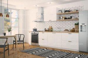 Кухня прямая scandinavia - Мебельная фабрика «Cucina»