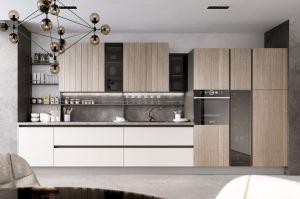 Кухня прямая Sfera - Мебельная фабрика «ROSS»