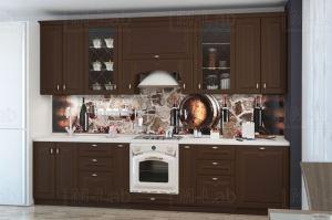 Кухня прямая Неаполь 3,90 - Мебельная фабрика «Классика Мебели»
