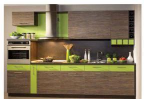 Кухня прямая Стайл - Мебельная фабрика «ММС Мебель»