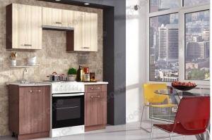 Кухня прямая Татьяна 2 - Мебельная фабрика «КРОФУС»