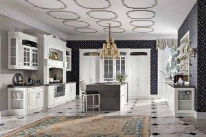 Кухня прямая Теола - Мебельная фабрика «Рими (Интерстиль)»