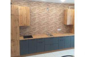 Кухня прямая в стиле Лофт - Мебельная фабрика «IDEA»