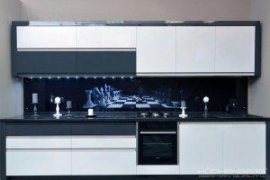 Кухня прямая в стиле модерн CITY - Мебельная фабрика «KUCHENBERG»