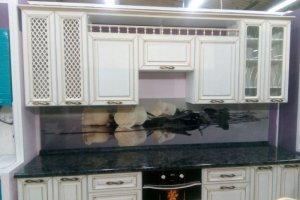 Кухня прямая в стиле Прованс - Мебельная фабрика «МЭК»