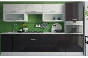 Кухня прямая Вива-2 - Мебельная фабрика «Фаворит»
