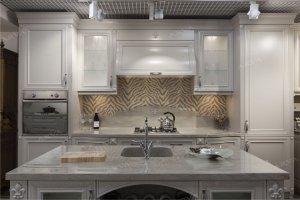 Кухня прямая Ясень Прованс - Мебельная фабрика «ARVA»