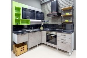 Кухня РЕГАТА (лофт) - Мебельная фабрика «Молчанов»